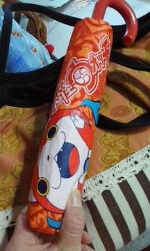妖怪ウォッチジバニャン折り畳み傘