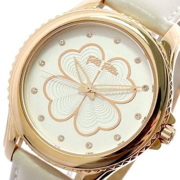 フォリフォリ 腕時計 レディース WF15R031SSW-IV クオーツ