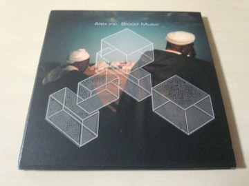 ALEX inc. CD「Blood Music」CMJK電気グルーヴ●