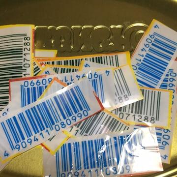 ディズニーリゾート応募バーコード20枚。