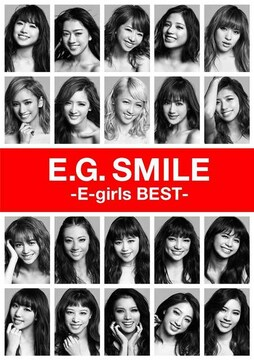 即決 E.G.SMILE -E-girls BEST- +Blu-ray+スマプラ 初回仕様盤