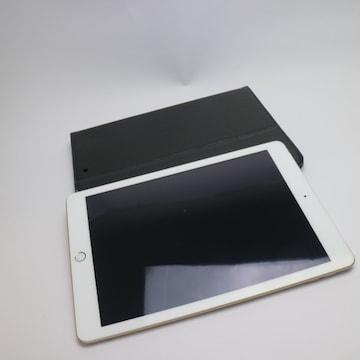 ●美品●SOFTBANK iPad 第5世代 128GB ゴールド●