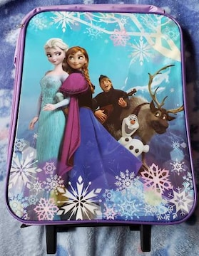 アナと雪の女王☆キャリーバッグ