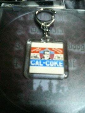 カルコークキーホルダー50sロカビリークリームソーダCALCOKE