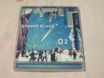 CD+DVD コードギアス 反逆のルルーシュ R2 主題歌 O2 ORANGE RANGE