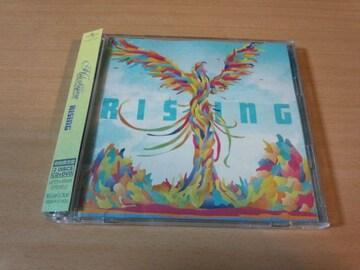 ヒルクライムCD「ライジングRISING」Hilcrhyme DVD付初回