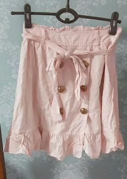 LDプライム スカート ピンク