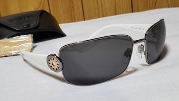正規 ブルガリ B-zeroロゴ×トンドサン ラグジュアリー メタルサングラス 黒×白