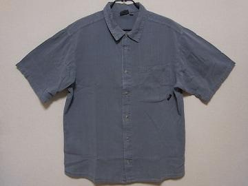 即決USA古着●グラミチGRAMICCIデザイン半袖シャツ!アメカジ・ビンテージ