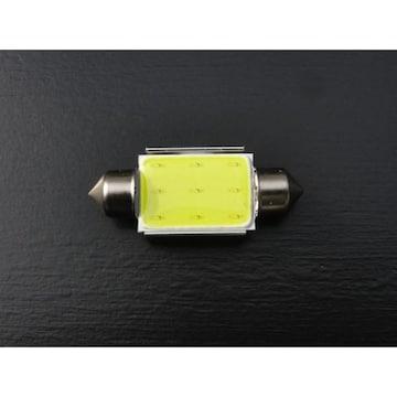 ホワイト面発光LEDルームランプ トランク ラゲッジ T10x39mm