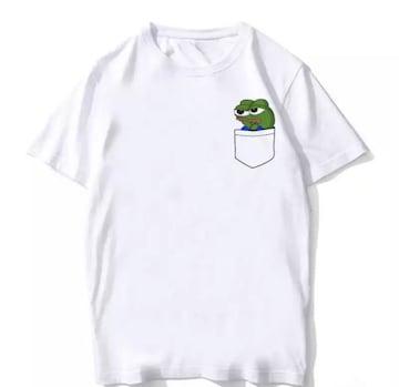 カエルのペペ Tシャツ Mサイズ