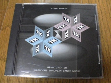 CD XL-RECORDINGS THE REMIX CHAPTER 廃盤