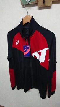 新品 アシックス/asics A77 トレーニングジャケット ジャージ L