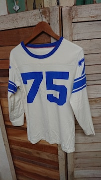 ジャクソンマティス JACKSON MATISSE フットボール8分袖Tシャツ