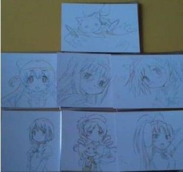 全7種 魔法少女まどか☆マギカ 叛逆の物語 ポストカード