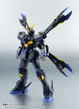 ROBOT魂 SIDE MS クロスボーン・ガンダムX2改 フルアクション