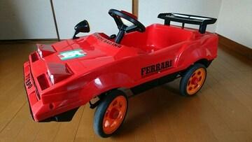 フェラーリ ペダルカー レトロ