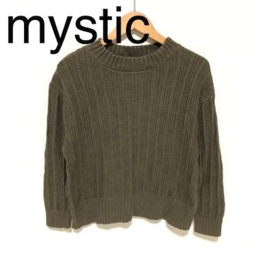 #mysticニット