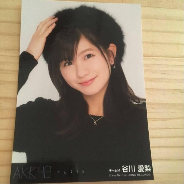 NMB48 谷川愛梨 サムネイル 生写真 AKB48  < タレントグッズの