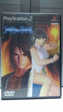 PS2 DEAD OR ALIVE2(デッド オア アライブ2)