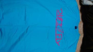つばさFLY Tシャツ 未使用 水色 Lサイズ