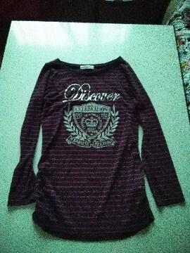 長袖Tシャツトレーナー3枚セット