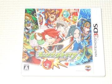 3DS★モンスターストライク★箱付・説明書付・ソフト付