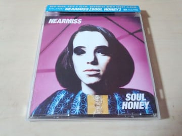 NEARMISS CD「SOUL HONEY」ニアミス★
