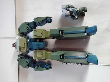 合金シリーズ02特装機兵ドルバック 量産型キャリバー+ノーブ・レーザー