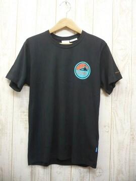 即決☆コロンビア 特価 グレイシャーズTシャツ BLK/M  新品
