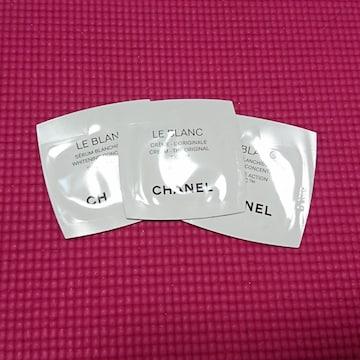シャネル/CHANEL/ル ブラン クリーム TX/サンプル/試供品