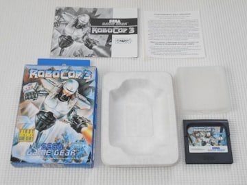 GG★ROBOCOP 3 海外版(国内本体動作可能) 端子清掃済み