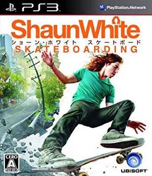 ショーンホワイト スケートボード ☆街で自在なスケート!即決♪