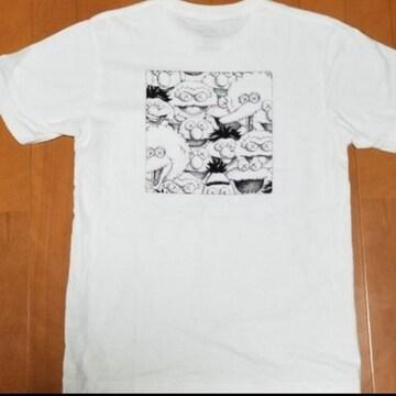 ◆UNIQLO◆KAWS×セサミストリート◆コラボTシャツ◆