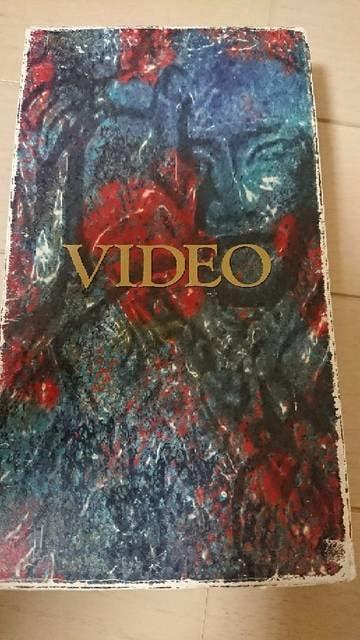 X JAPAN VHS 1992 東京ドーム 破滅に向かって 特別編集 YOSHIKI  < タレントグッズの