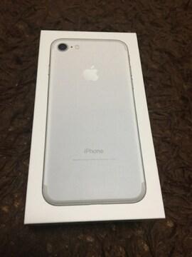 Apple iPhone 7  箱のみ