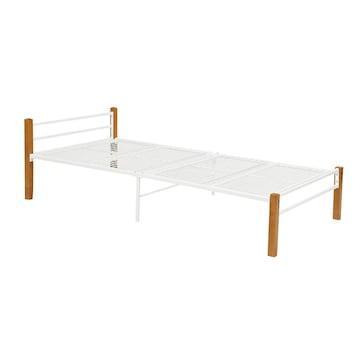 シングルベッド(ナチュラルホワイト) KH-3087WH