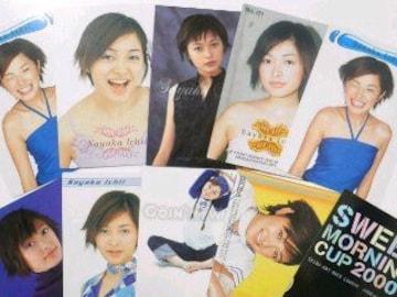 市井紗耶香モーニング娘。★コレクションカード/トレーディングカード10枚セット
