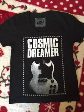 難あり☆BUCK-TICKライブTシャツ☆COSMIC DREAMER☆黒☆S