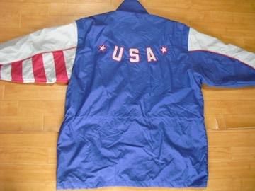チャンピオン オリンピック USAチーム ジャケット XL