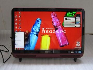 東芝D712/T3FMD Core i7-3610QM/21.5型フルHD液晶/地デジ録画
