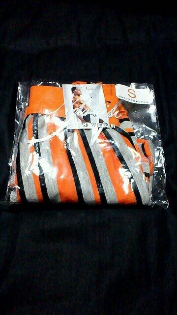 Narciso ジェルミ オレンジ S  < 男性ファッションの