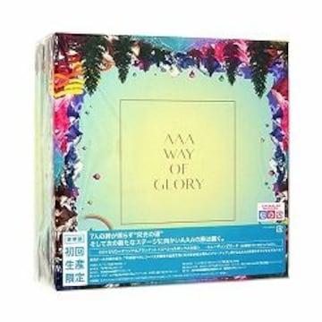 AAA★WAY OF GLORY★初回生産限定盤★未開封