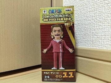 ワンピース コレクタブルフィギュア FILM GOLD vol.2 テゾーロ
