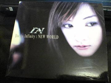 DO AS INFINITY CD NEW WORLD 初回限定盤