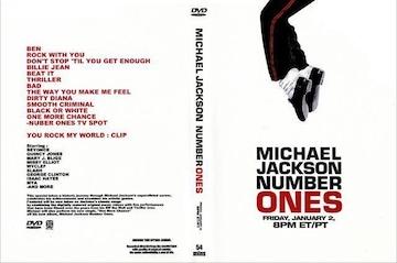 ≪送料無料≫マイケルジャクソン NUMBER ONES FRIDAY