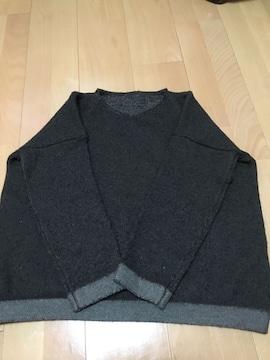 七分袖 ニット 重ね着など 大きいサイズ