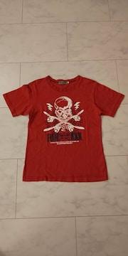 ブルークロス☆Tシャツ☆L☆160☆