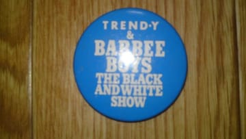 バービーボーイズ BARBEE BOYS 缶バッチ