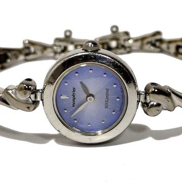美品【980円〜】Monoperier アンティーク調 レディース腕時計